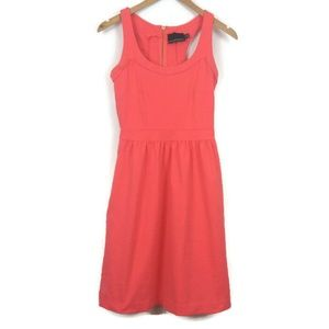 Cynthia Rowley Orange Sleeveless Dress XS